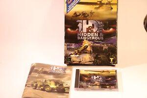 GIOCO-PC-HIDDEN-amp-DANGEROUS-PC-CD-ROM-WINDOWS-95-98-da-Take-2-1999-BIG-BOX-GIOCO