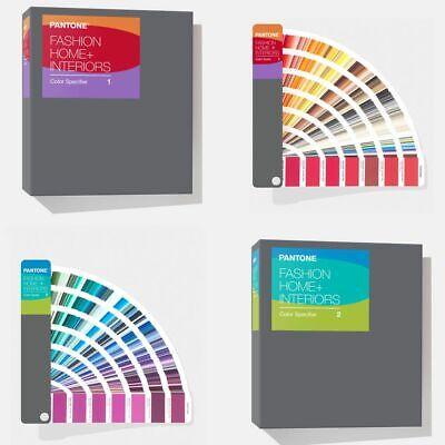 Interiors Color Specifier FHIP210A-EDU Pantone Fashion Home