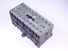 Vbc6m Y Abb Mechanically Interlocked Reversing Contactor 24vdc 3p Vbc6 30 10 01