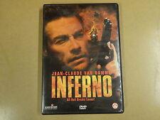 DVD / INFERNO ( JEAN-CLAUDE VAN DAMME )