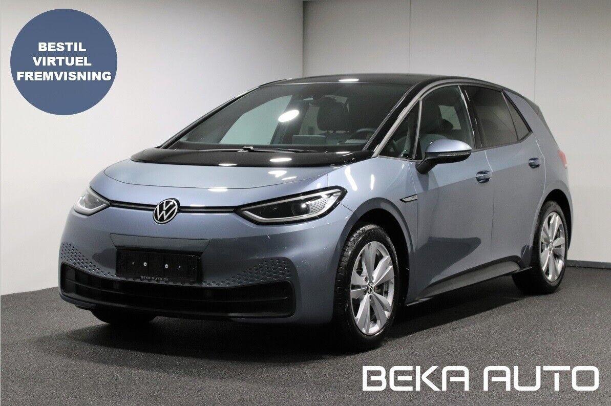 VW ID.3  Family 5d - 299.800 kr.