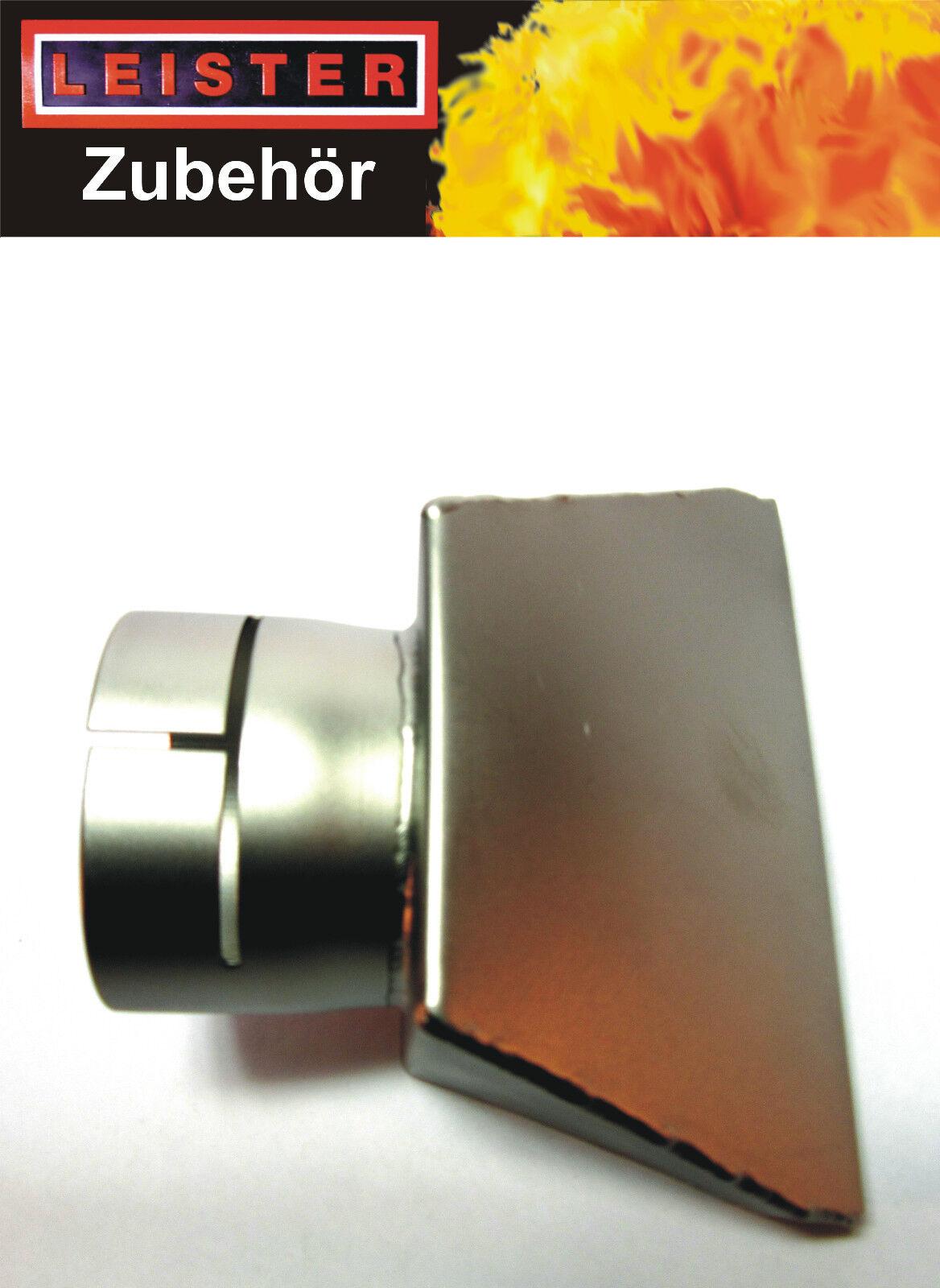 Leister Breitschlitzdüse für ELECTRON (Ø 50,5 mm) 100 x 4 mm  106057
