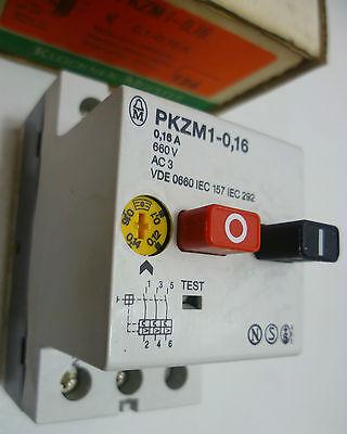 MOELLER  PKZM  1-0,16   PKZM1016