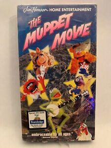 The Muppet Movie 1993 (Jim Henson, 1999) Slipcover VHS ...