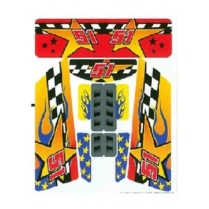 LEGO-8651-Racers-Power-Racers-Jumping-Giant-STICKER-SHEET