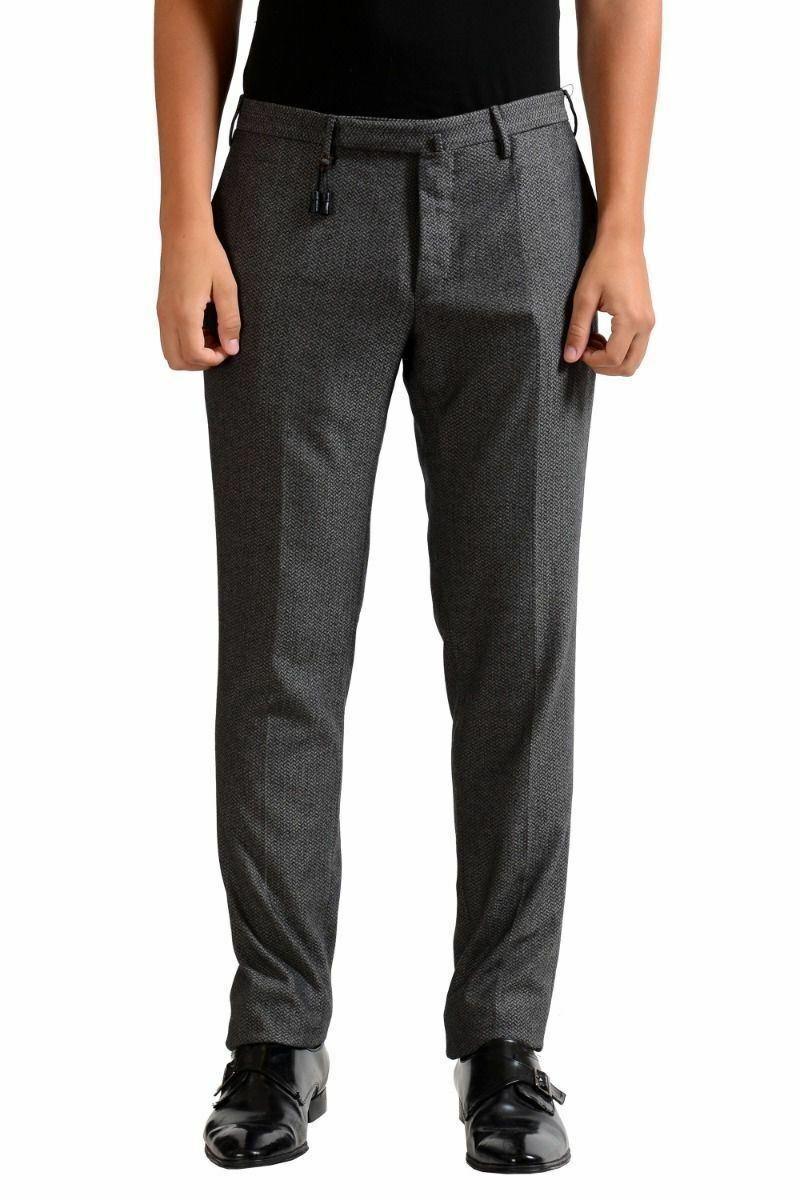 Slowear Incotex   Hautenge Passform   Herren Wolle Anzughose Größe 30 32 34 | Hohe Qualität Und Geringen Overhead