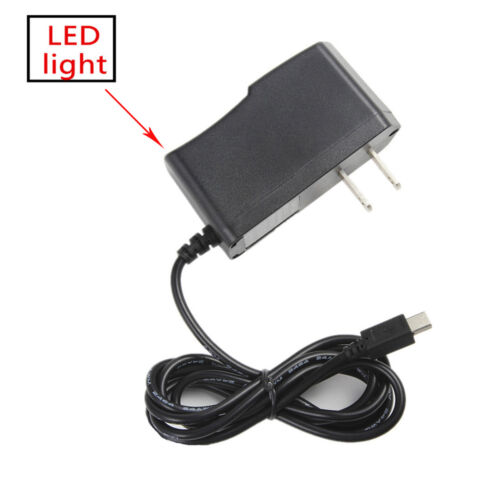 """AC//DC Wall Power Supply Adapter Charger Cord Cable For AT/&T Trek HD 8/"""" Tablet PC"""