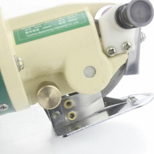 Newest 110V 50MM Rotary Blade Electric Fabric Cloth Cutter Cutting Machine