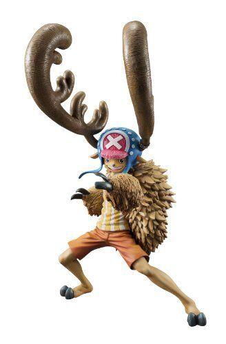 Nuevo Portrait Of Pirates pieza  Mas  Tony Tony Chopper cuerno de punto
