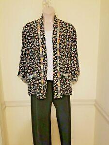 Women's Kimono Jacket-One of a Kind-J & M Design Original - One size fits most