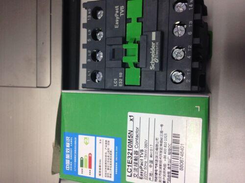 1PC NEW Schneider LC1E3210M5N LC1-E3210M5N AC220V Contactor