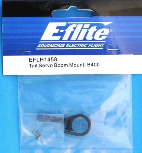 E-Flite EFLH1458 Tail Servo Boom Mount Blade 400 modellismo