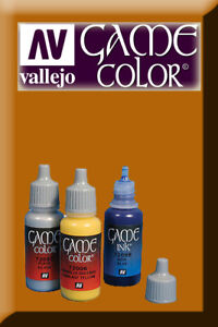 Responsable Game Color Skin Wash Ink 72093 Inchiostro Vallejo Facile à Lubrifier