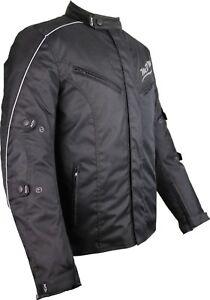 Motorrad-Textil-Jacke-mit-Protektoren-Wassersicht-Motorradjacke-Touring