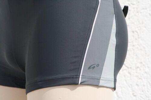215079-44 MCT Costume Herren Pantaloncini da Bagno Bermuda elastici ANTRACITE IN L