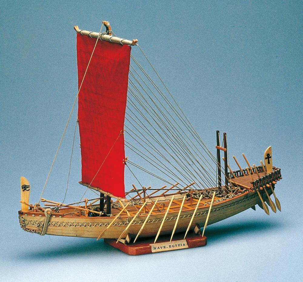 AMATI KIT 1 50 NAVE EGIZIA EGYPTIAN SHIP   ART 1403