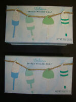 Cst Soap 11oz/312g Tripled Milled Luxury Bath Bar Soap Boxed Verbena - Qty 2
