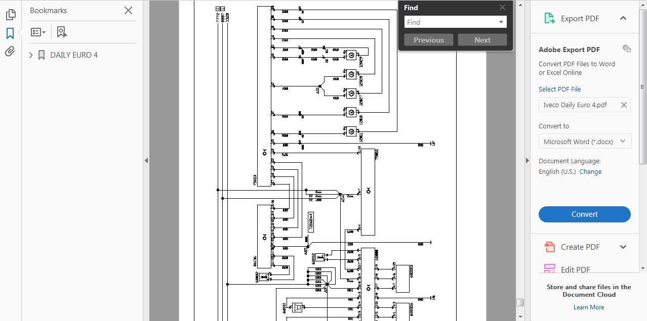Official Workshop Manual Service Repair Iveco Daily Euro 4 2006 Wiring Diagram Diesel Norton Secured Powered By Verisign