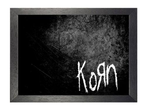 Korn American Nu Metal Rock Band Star Legends Classic Music Poster Photo 7