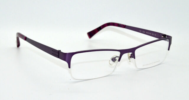 6a67dedc7fb NEW 100% Authentic PRODESIGN DENMARK 1247 c.3531 Purple Eyeglasses Frames