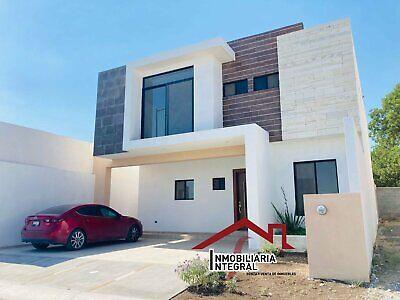 Casa nueva en venta en Residencial al Norte de Saltillo