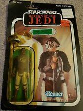 Kenner Star Wars Lando Calrissian Skiff Guard Disguise vintage action figurine