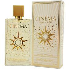 Cinema Festival Dete Summer by Yves Saint Laurent EDT Spray 3 oz 2007 Edition