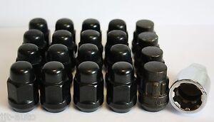 Bloccaggio dadi delle ruote 12x1.5 Bulloni conici per JAGUAR XFR-S 13-16