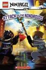 Attack of the Nindroids by Tracey West (Hardback, 2014)