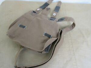 WH M31 Brotbeutel für Uniform Ausrüstung WK2 WWII Combat Bag Wehrmacht Messkit