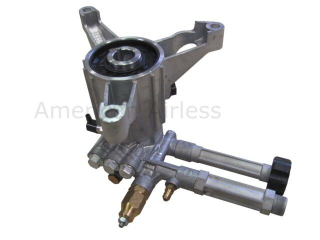 Pressure Washer Pump Vertical AR RMW2.2G24SX w/ Thermal Valve RMW2.2G24SX