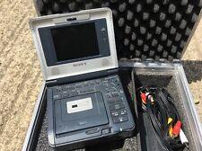 Sony GV-D1000E Portable MiniDV Player [Video Walkman] PAL