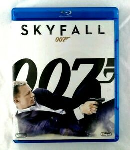 Skyfall-007-Blu-ray-James-Bond-SB-Film-Cinema-Azione-Italiano