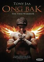 Ong-bak: The Thai Warrior (dvd, Widescreen, 2014) Usually Ships In 12 Hours