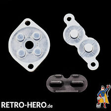 Nintendo NES Controller Ersatz Rubber Gummi Pads Conductive Silicon Tasten knöpf