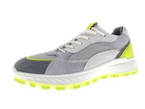 Ecco Damen Schuhe Sneaker Laufschuhe Freizeitschuhe Gr 38 Leder