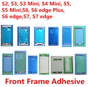 10x-Original-LCD-Front-Frame-Adhesive-Sticker-Glue-Tape-for-Samsung-S4-S5-S6-S7