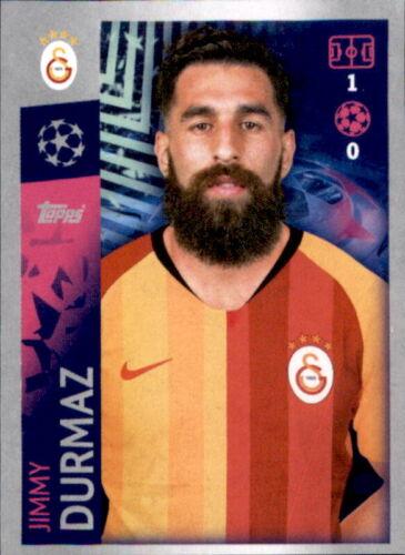 Champions League 19 20 2019 2020 Sticker 170 Jimmy Durmaz Galatasaray Istanbul