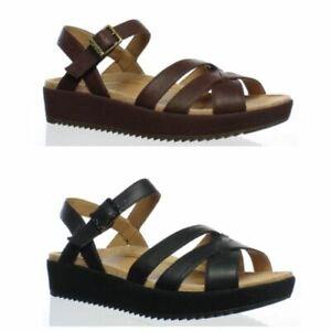 Vionic Womens Tropic Violet Platfrom Sandals