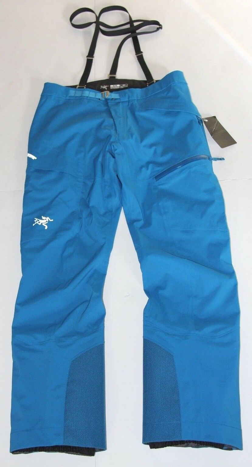 Arc'teryx Procline AR Pants Men's Softshell - Size Medium  - Macaw bluee - NEW  lowest prices