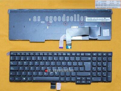 New For Lenovo Thinkpad W540 W541 W550 W550s Keyboard Latin Spanish no Backlit