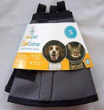 "ZenPet ZenCone Soft Recovery Collar Small neck sz 8-12""/20.3-30.5 cm Dogs Cats"