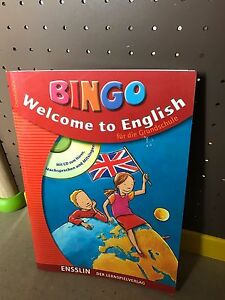 Lernbuch-BINGO-Logo-Englisch-mit-CD-Welcome-to-English-Lernspiel-Ubungsheft