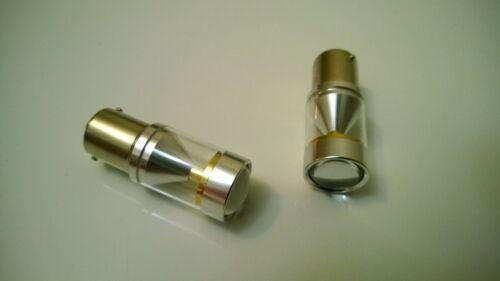 NEW 30W 7507 BAU15S 581 PY21W AMBER CREE XBD LED INDICATOR CANBUS* LIGHT BULBS