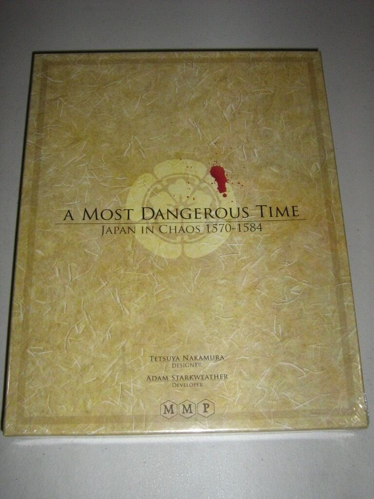 A Most Dangerous Time: Japan in Chaos 1570-1584 (New)