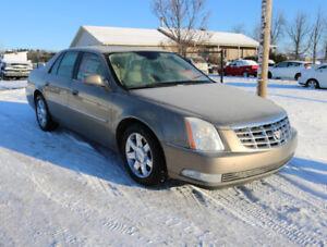 Cadillac DTS Northstar 2007