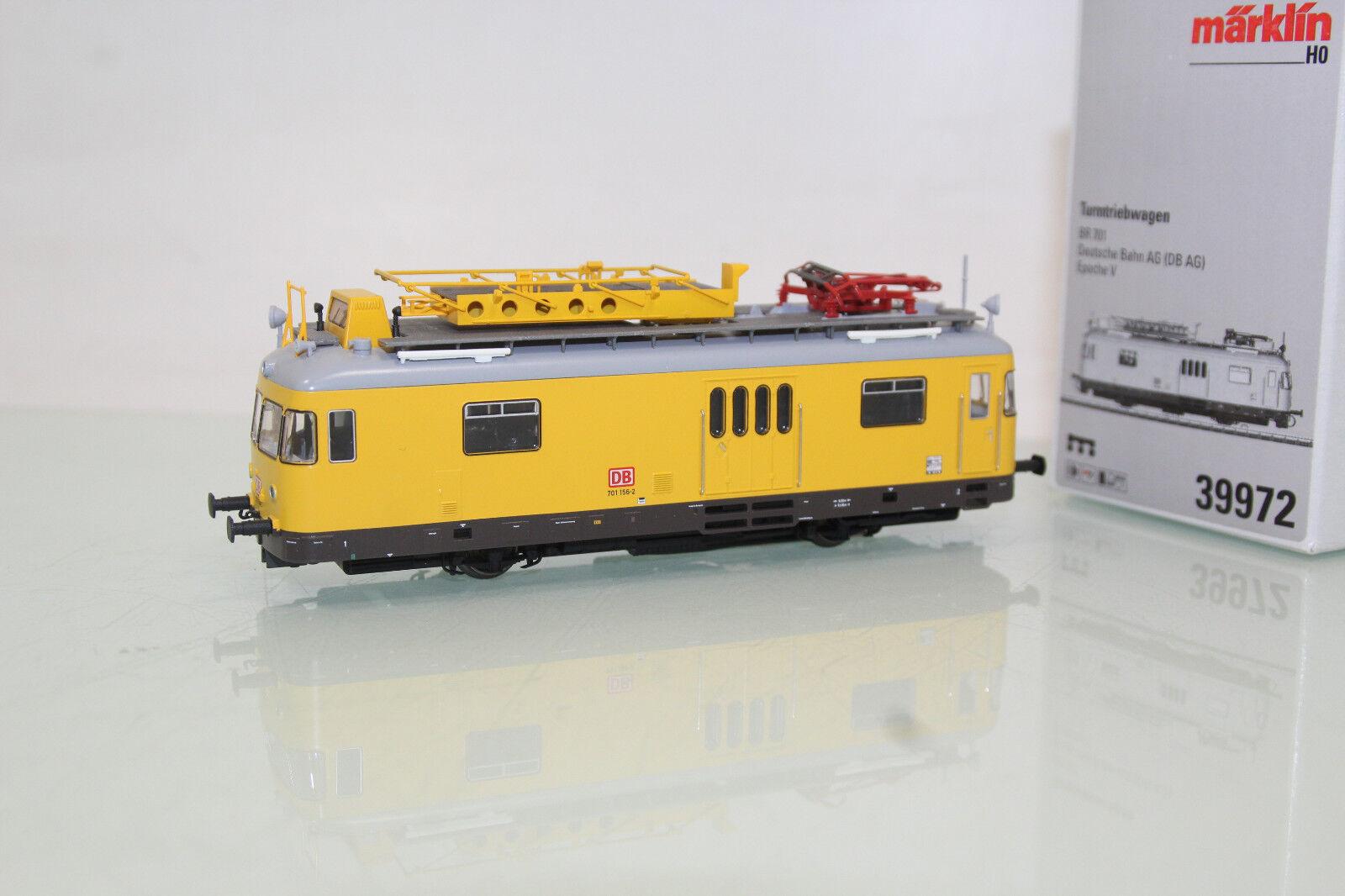 marklin h0 39972 Torre trainante autorello BR 701 DB AG MFX  suono come nuovo in scatola originale cl6729