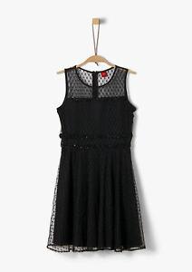 Konfi kleider schwarz