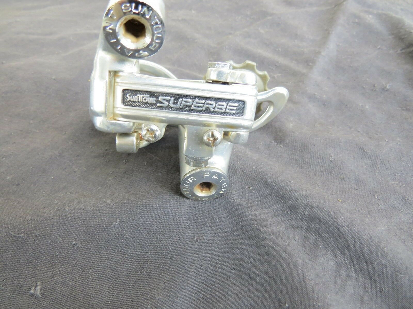 SUNTOUR SUPERBE FIRST GENERATION REAR DERAILLEUR ROAD TOURING VINTAGE