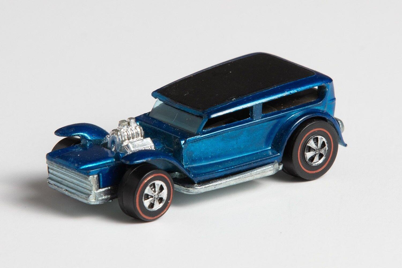 Hot wheels blau der dämon 1969 mattel